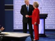 Thế giới - Bình chọn sau tranh luận trực tiếp: bà Clinton thắng ngọt