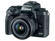 Thời trang Hi-tech - Canon EOS M5 - camera không gương lật đầu tiên của Canon