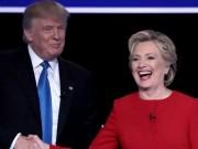 Thế giới - 5 điểm bà Clinton áp đảo Trump khi tranh luận trực tiếp