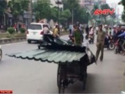 Video An ninh - Bản tin an toàn giao thông ngày 27.9.2016