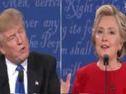 Thế giới - Dân mạng Mỹ chế giễu màn khẩu chiến Trump-Clinton