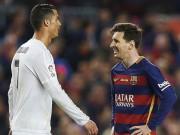 Bóng đá - Không ra sân, Messi im ắng nhưng giận dữ như Ronaldo