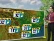 Dự báo thời tiết VTV 27/9: Tây Nguyên tiếp tục mưa lớn