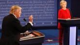 Tranh luận trực tiếp: Bà Clinton phản đòn, lấn lướt Trump