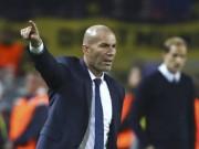 Bóng đá - Real tiếp tục hòa, Zidane vẫn khen học trò