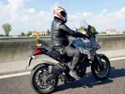 Thế giới xe - Lộ ảnh 2017 Ducati Multistrada 939 ngụy trang thử nghiệm