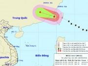 Tin tức trong ngày - Bão MEGI giật cấp 14-15 đi vào Biển Đông