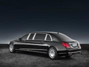Tư vấn - Mercedes-Maybach S600 Pullman có giáp mạnh như xe tăng