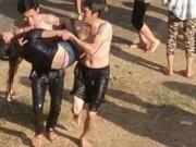 Tin tức trong ngày - Không biết bơi, anh trai bất lực nhìn nước cuốn em gái