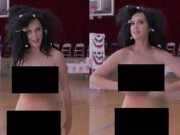 Ca nhạc - MTV - Katy Perry khỏa thân gây sốc để ủng hộ bầu cử TT Mỹ