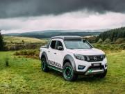 Tư vấn - Nissan Navara Enguard: Mẫu bán tải cứu hộ công nghệ cao