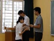Giáo dục - du học - Chính thức công bố phương án thi THPT Quốc gia năm 2017