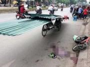 Tin tức trong ngày - Chủ tịch Hà Nội chỉ đạo xử nghiêm xe chở hàng cồng kềnh