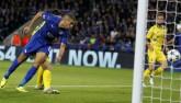 Leicester lập kỷ lục ở Cúp C1, mơ là Chelsea năm 2012