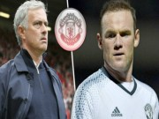"""Bóng đá - Hiệu suất thấp, Rooney lại bị Mourinho """"chê bai"""""""
