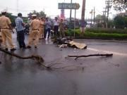 Tin tức trong ngày - TP.HCM: Cô gái trẻ chết bí ẩn bên đường lúc sáng sớm