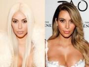 Làm đẹp - Những mái tóc làm nên tên tuổi Kim Kardashian