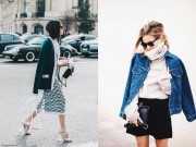 Thời trang - 5 kiểu áo khoác sắm một lần, mặc cả đời