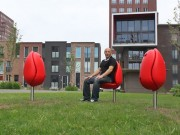 Tranh vui - Những chiếc ghế độc nhất vô nhị trên thế giới