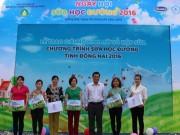 Thị trường 24h - Vinamilk và Tetra Pak chính thức khởi động chương trình sữa học đường