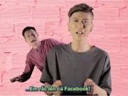 Bạn trẻ - Cuộc sống - Vanh Leg, Nhật Anh nhắng nhít trong clip chế mới