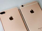 Dế sắp ra lò - Video so sánh nhanh iPhone 7 Plus và iPhone 6s Plus
