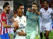 Bóng đá - Champions League: Barca, Real và sự áp đảo của La Liga
