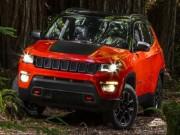 Tư vấn - Jeep Compass 2017: Chiếc SUV nhỏ nhắn và năng động