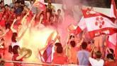 Cập nhật Hải Phòng đón cúp vô địch trong lòng fan