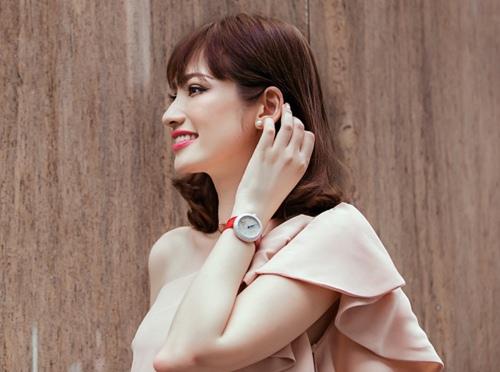 Choáng với đồng hồ kim cương tiền tỷ của giai nhân Việt - 1