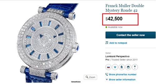 Choáng với đồng hồ kim cương tiền tỷ của giai nhân Việt - 3