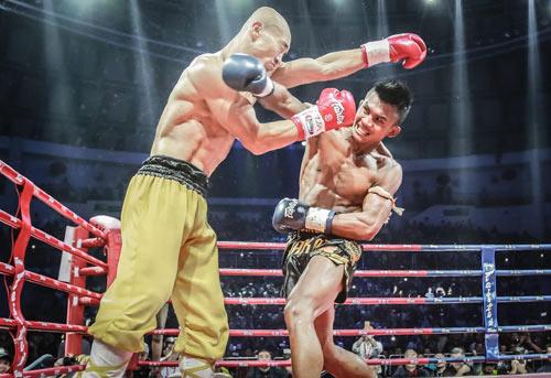 """""""Đệ nhất Thiếu Lâm"""" được ví với Mayweather của boxing"""