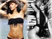 Làm đẹp - Bí mật hình thể 3 vòng sexy 87-61-92 cm của Rihanna