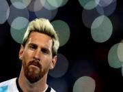 Bóng đá - Messi quyên áo đấu từ thiện vì cầu thủ cụt chân