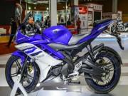 Thế giới xe - 2017 Yamaha R15 v3.0 mang piston lớn hơn