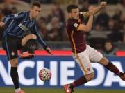 Bóng đá - Serie A trước vòng 7: Roma – Inter quyết đấu thời mạt vận