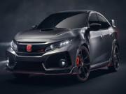 Tin tức ô tô - Honda Civic Type R nguyên mẫu sắp ra mắt