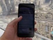 Dế sắp ra lò - Video: Thả rơi iPhone 7 Plus từ tòa nhà cao nhất thế giới