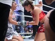 Thể thao - MMA: Mẫu tử cùng xung trận, con thắng mẹ thua