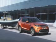 Tin tức ô tô - 2018 Land Rover Discovery: Xế hộp du ngoạn cho nhà giàu