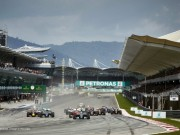 Thể thao - F1 - Malaysian GP: Đồng đội và đối thủ
