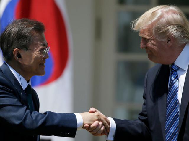 Trump: Thời kỳ kiên nhẫn chiến lược với Triều Tiên đã hết