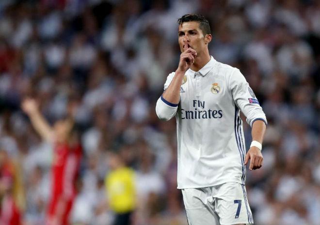 MU – Mourinho chê Ronaldo vì Neymar 170 triệu bảng - 1
