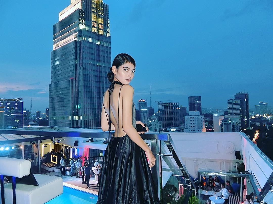 Trầm trồ trước dung mạo tuyệt xinh của hoa hậu Campuchia - 5