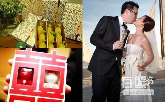 Tặng xì dầu, tương ớt và những quà cưới độc nhất vô nhị của sao Hoa ngữ - 7