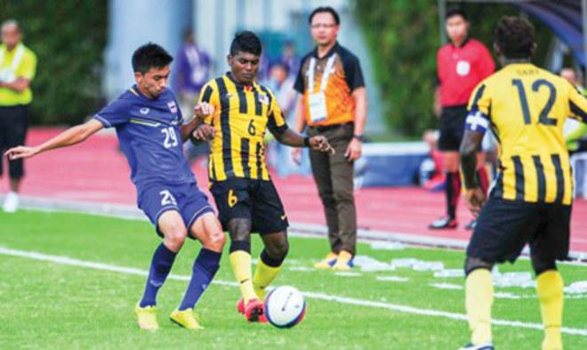 """Bóng đá nam SEA Games 29: Đông Nam Á """"đấu"""" chủ nhà Malaysia - 1"""