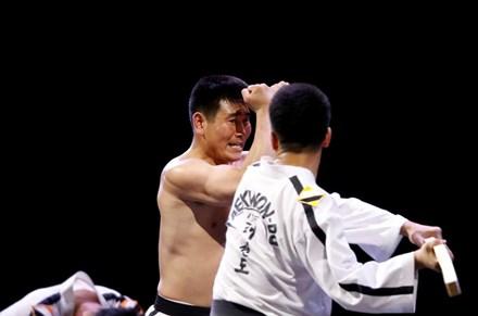 Mục kích võ sư Triều Tiên biểu diễn tuyệt kỹ tại Hàn Quốc - 10