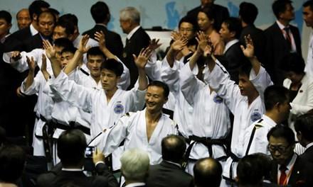 Mục kích võ sư Triều Tiên biểu diễn tuyệt kỹ tại Hàn Quốc - 12