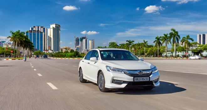 Cơ hội trúng Honda Accord khi mua ô tô Honda trong tháng 7 - 4