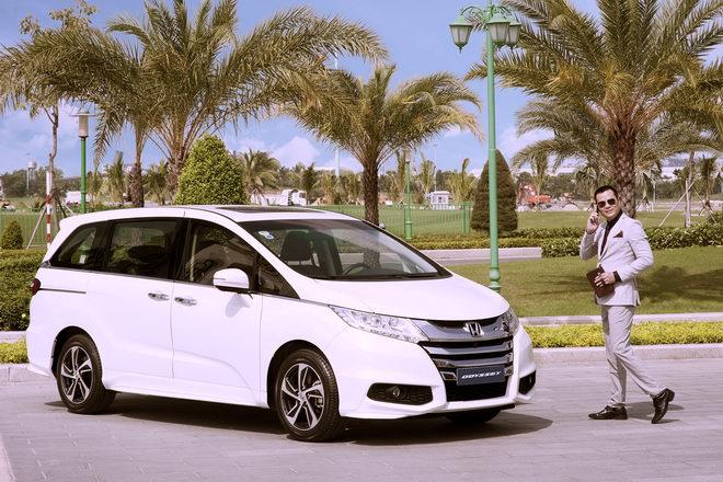 Cơ hội trúng Honda Accord khi mua ô tô Honda trong tháng 7 - 5